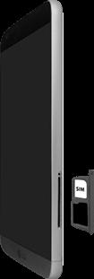 LG H840 G5 SE - SIM-Karte - Einlegen - Schritt 6