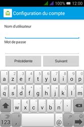 Alcatel Pixi 3 Dual Sim - E-mails - Ajouter ou modifier un compte e-mail - Étape 10