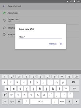 Samsung Galaxy Tab A 9.7 - Internet - Configuration manuelle - Étape 24