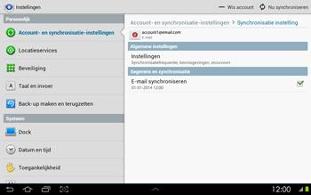 Samsung P5100 Galaxy Tab 2 10-1 - E-mail - Instellingen KPNMail controleren - Stap 8