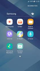 Samsung Galaxy A3 (2017) - E-Mail - Konto einrichten (outlook) - Schritt 4