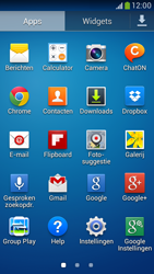 Samsung C105 Galaxy S IV Zoom LTE - Bluetooth - Headset, carkit verbinding - Stap 3