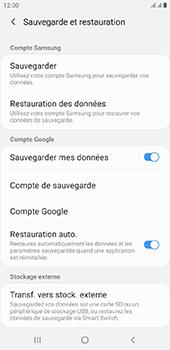 Samsung Galaxy J4 Plus - Données - créer une sauvegarde avec votre compte - Étape 7
