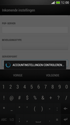 HTC One Mini - E-mail - Account instellen (POP3 met SMTP-verificatie) - Stap 12