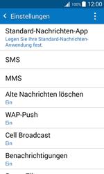 Samsung J100H Galaxy J1 - SMS - Manuelle Konfiguration - Schritt 6
