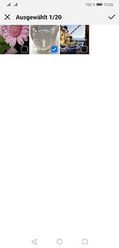 Huawei Mate 20 - E-Mail - E-Mail versenden - Schritt 14