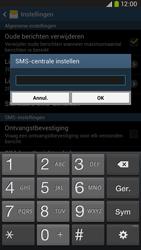 Samsung I9205 Galaxy Mega 6-3 LTE - SMS - Handmatig instellen - Stap 7