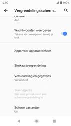 Sony xperia-xz-premium-g8141-android-pie - Beveiliging en ouderlijk toezicht - Hoe wijzig ik mijn SIM PIN-code - Stap 6