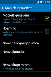 Samsung Galaxy Young 2 (G130HN) - internet - data uitzetten - stap 6