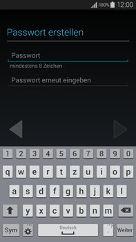 Samsung Galaxy Note 4 - Apps - Einrichten des App Stores - Schritt 10