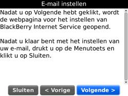 BlackBerry 9700 Bold - E-mail - Handmatig instellen - Stap 7