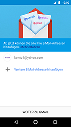 Motorola Moto G5s - E-Mail - Konto einrichten (yahoo) - 13 / 16