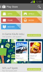 Samsung Galaxy Trend Lite - Apps - Einrichten des App Stores - Schritt 24