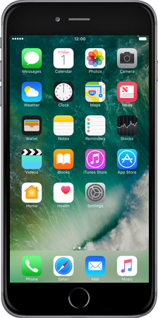 Apple iPhone 6 iOS 10 - iOS features - iOS 10 Feature list - Step 1