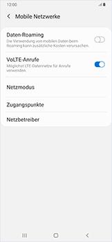 Samsung Galaxy A50 - MMS - Manuelle Konfiguration - Schritt 7