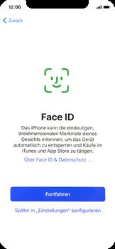 Apple iPhone X - iOS 11 - Persönliche Einstellungen von einem alten iPhone übertragen - 31 / 40