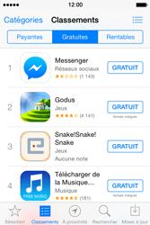 Apple iPhone 4S (iOS 8) - Applications - Télécharger une application - Étape 8