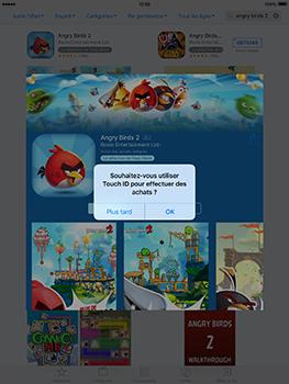 Apple iPad mini 4 iOS 10 - Applications - Télécharger des applications - Étape 15
