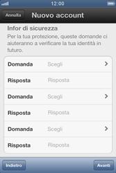 Apple iPhone 3GS - Applicazioni - Configurazione del negozio applicazioni - Fase 9