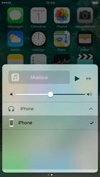 Apple iPhone 6s iOS 10 - iOS features - Centre de contrôle - Étape 11