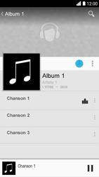 Bouygues Telecom Ultym 5 - Photos, vidéos, musique - Ecouter de la musique - Étape 9