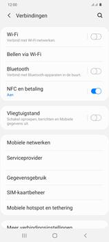 Samsung Galaxy S20 Plus 5G Dual SIM eSIM SM-G986B - NFC - NFC activeren - Stap 6