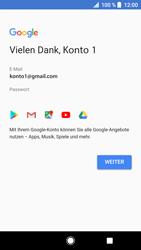 Sony Xperia XZ - Apps - Konto anlegen und einrichten - 17 / 20