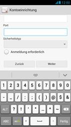 Huawei Ascend G526 - E-Mail - Konto einrichten - Schritt 15