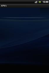 Sony Xperia Mini Pro - Internet - Manual configuration - Step 7