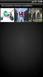 HTC Z710e Sensation - MMS - Erstellen und senden - Schritt 13