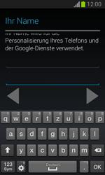 Samsung Galaxy Trend Lite - Apps - Einrichten des App Stores - Schritt 7