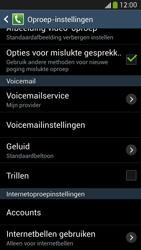 Samsung Galaxy S4 VE 4G (GT-i9515) - Voicemail - Handmatig instellen - Stap 6