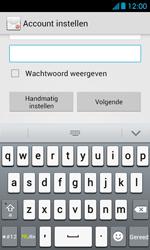 Huawei Ascend Y300 - E-mail - Account instellen (IMAP met SMTP-verificatie) - Stap 7