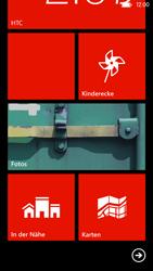 HTC Windows Phone 8X - Startanleitung - Personalisieren der Startseite - Schritt 5