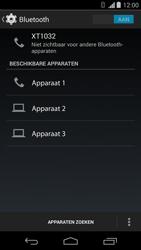 Motorola Moto G - bluetooth - headset, carkit verbinding - stap 6
