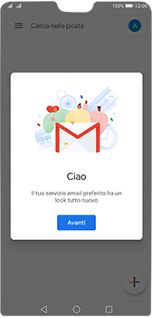 Huawei P20 Pro - Android Pie - E-mail - 032a. Email wizard - Gmail - Fase 13