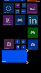 Nokia Lumia 1320 - Prise en main - Personnalisation de votre écran d