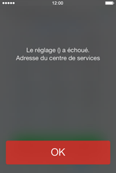 Apple iPhone 4 S iOS 7 - SMS - configuration manuelle - Étape 7