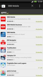 HTC One X Plus - Apps - Installieren von Apps - Schritt 21