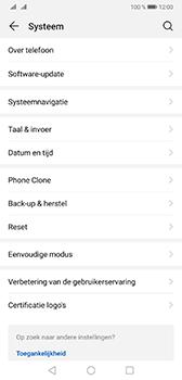 Huawei Mate 20 - Toestel - Software update - Stap 5