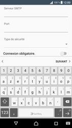 Sony Xperia XA - E-mail - configuration manuelle - Étape 19