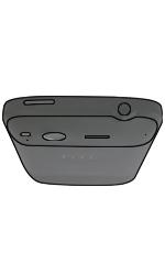 HTC S510e Desire S - SIM-Karte - Einlegen - Schritt 8