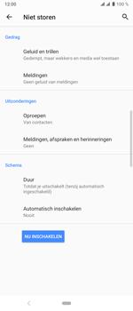 Sony xperia-10-plus - Instellingen -