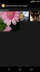 Sony D2303 Xperia M2 - MMS - envoi d'images - Étape 14