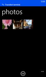 Nokia Lumia 1020 - Photos, vidéos, musique - Envoyer une photo via Bluetooth - Étape 13