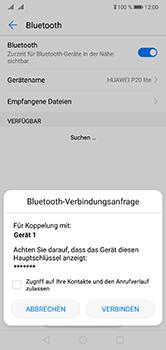 Huawei P20 Lite - Bluetooth - Geräte koppeln - Schritt 9