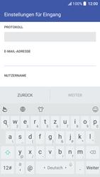 HTC One A9s - E-Mail - Konto einrichten - Schritt 7