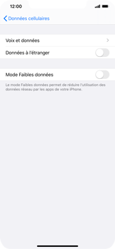 Apple iPhone 11 Pro Max - Internet - Utilisation à l