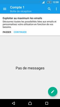 Sony Xperia Z5 Premium (E6853) - E-mail - Configuration manuelle (outlook) - Étape 5