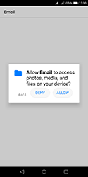 Huawei Y5 (2018) - E-mail - Manual configuration (outlook) - Step 12